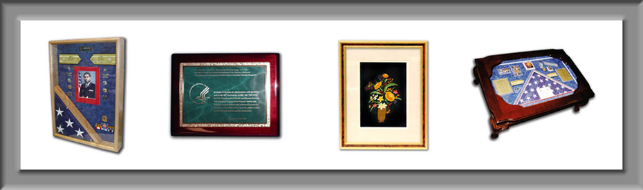 Photo, Poster, Certificate Framing Services