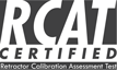 R C A T Certified Retractor Calibration Assessment Test
